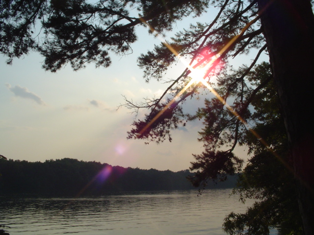 Sunset Pointe on High Rock Lake, NC