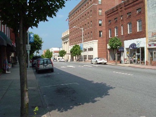 Downtown Wilkesboro